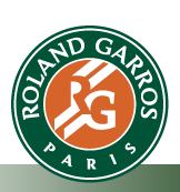 Roland Garros - paris tennis