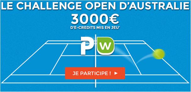 Challenge Open d'Australie