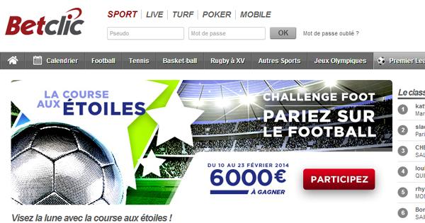 Parier sur l'Europa League avec BetClic