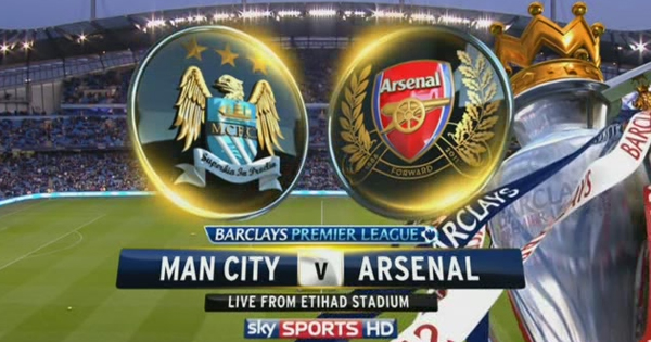 Pronostic Arsenal Manchester City 2014