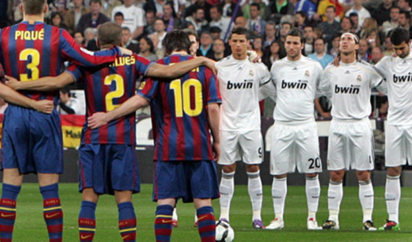 Pronostic Real Madrid FC Barcelone 23 mars 2014