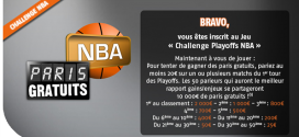 Concours Playoffs NBA PMU