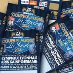 Pronostic et composition PSG Lyon, Coupe de la Ligue 2014