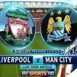 Pronostic Liverpool Manchester City, 2014