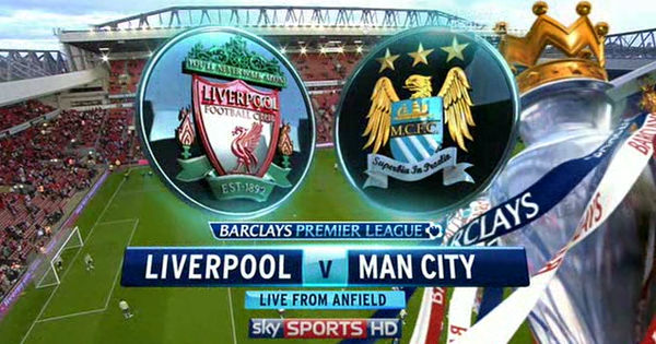 Pronostic Liverpool Manchester City, 2014