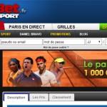 Challenge Roland Garros 2014, Netbet