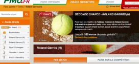PMU : Seconde Chance Roland Garros 2014