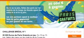 PMU : Concours Mondial 2014