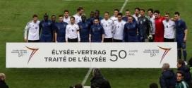 Composition France Allemagne et pronostic