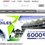 BetClic : La course aux Etoiles