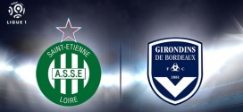 Composition Saint Etienne - Bordeaux