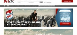 BetClic : Tony Parker à New York