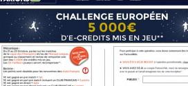 Challenge ParionsWeb