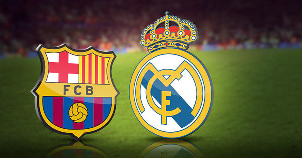 Composition Real Madrid FC Barcelone