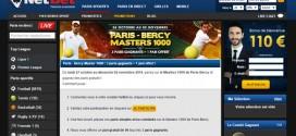 Netbet : Open de Bercy