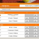 PMU : Concours ATP de Pékin