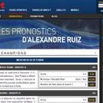 Pronostic Alexandre Ruiz Netbet