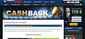 Netbet, challenge spécial Ligue des Champions