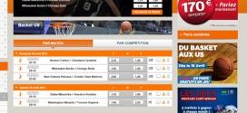 La NBA chez PMU !