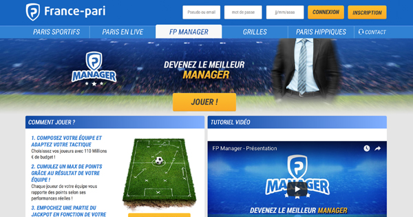France Pari Fantasy League