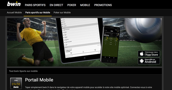 bwin mobile