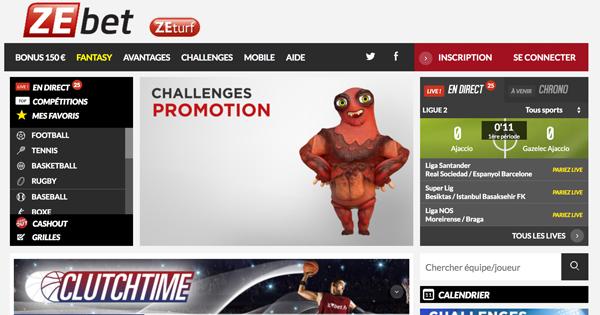 zebet challenge