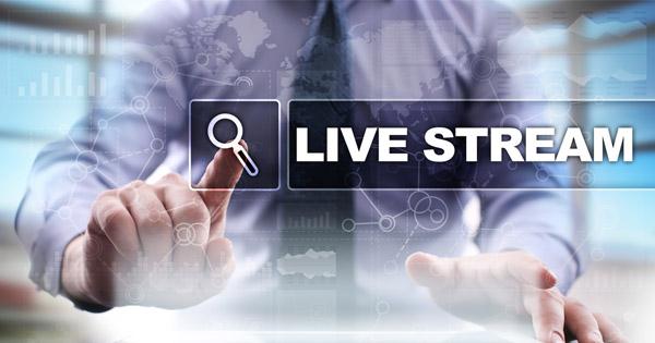 Live Stream PMU